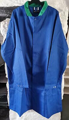 Men's Royal Blue Lab / Warehouse Coat – XL / 50