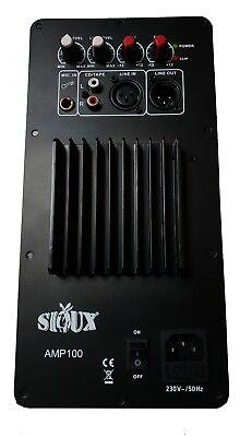 Aktiv-Verstärker-Modul - HIFI PA Verstärker Modul AMP 100  MESSEANGEBOT