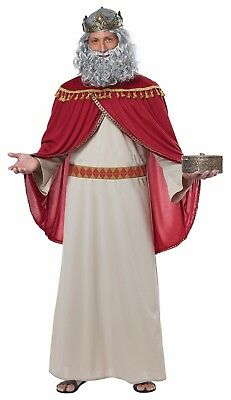 Christmas Costumes Adults (California Costumes Melchior Wise Man Christmas Holiday Mens Costume)