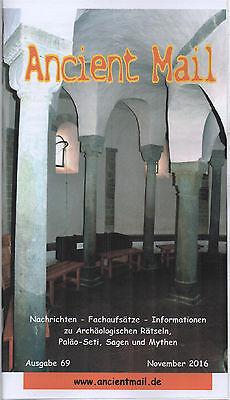 ANCIENT MAIL MAGAZIN Nr. 69 - Nibiru Gesucht - Werner Betz & Dr. Hermann Burgard