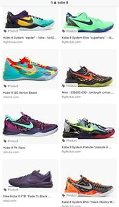 looking for kobe 8 Size 11-12