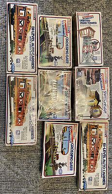 life like ho train set - 8 Pieces