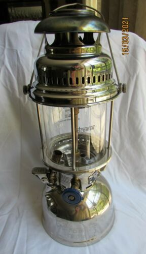 Vintage Super Petromax Rapid 829/500 CP Lantern
