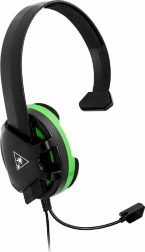 Turtle Beach Recon Chat Wired Mono Gaming Headset for Xbox One Black TBS-2408-01