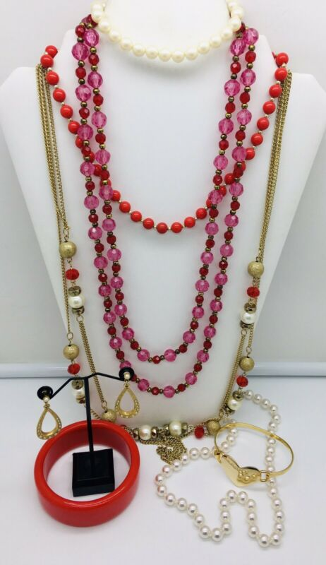 Vintage To Now Estate Jewelry Lot #48