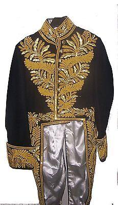 Royal Victorian Civil Court Dress Coatee Uniform Tunic Coat Jacket Officer Lord