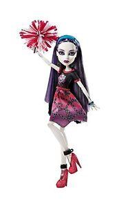 Mattel Monster High BDF10 - Monster-Fan Spectra Vondergeist NEU & OVP