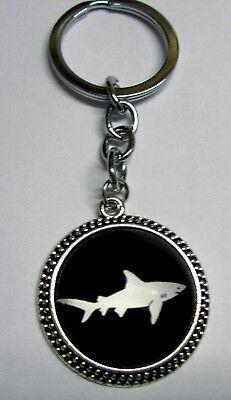 Schlüsselanhänger Hai Keychain Shark Tauchen Diving Scuba