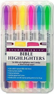 Bible Highlighters set of 6 by Inc. Peter Pauper Press New Hardcover Book