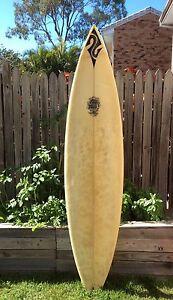 """LANCE MURPHY 6'8"""" HEATHEN SHAPES SURFBOARD Aspley Brisbane North East Preview"""