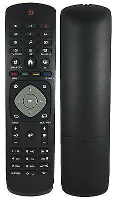 Alle Fernbedienungen (Ersatz Fernbedienung passend für alle Philips® Smart TV Fernsehen)