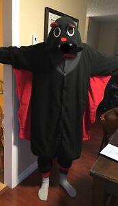 Halloween Costume - Bat Onesie