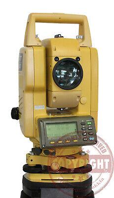 Topcon Gpt-3007 Prismless Surveying Total Stationsokkiatrimbleleicanikon