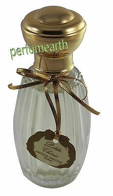 Petite Cherie By Annick Goutal 3.4/3.3oz Edp Spray Tster For Women New & Unbox