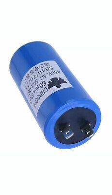 CBB60 Run Capacitor 100MFD 250VAC 250V AC 100uF 50//60Hz UL listed W//Fixing Stud