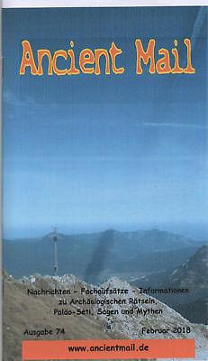 ANCIENT MAIL MAGAZIN 74 - Nibiru-Update - Klaus Deistung - NEU