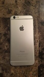 iPhone 6/ White & Silver/ 16 GB