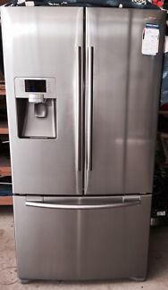 Stainless Steel French Door a Fridge Freezer Arcadia Hornsby Area Preview