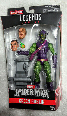 Marvel Legends Green Goblin Sandman Spider-Man New and Sealed
