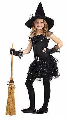 Glitter Witch Girls Child (Child Glitter Witch)