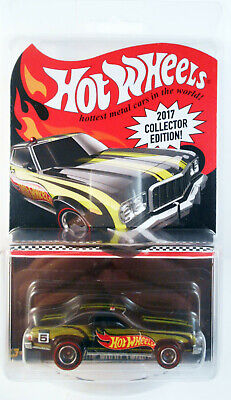 HOT WHEELS 2017 COLLECTOR EDITION K-MART MAIL IN '76 FORD GRAND TORINO