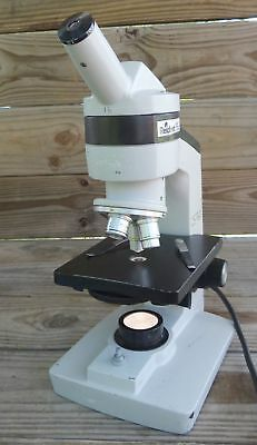 Reichert One-sixty Microscope With 3 Objectives 16