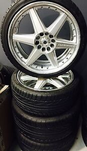 RacingHart genuine wheels made in japan Wetherill Park Fairfield Area Preview