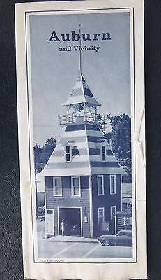 1977 Auburn street   map AAA   oil gas California Old Fire House