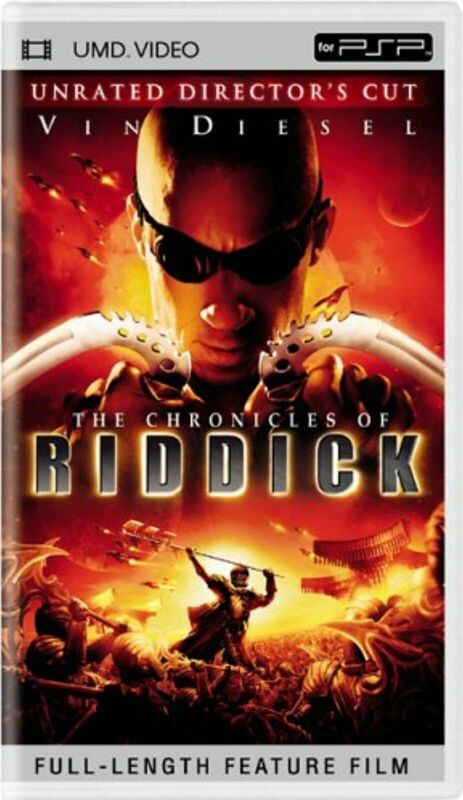 The Chronicles Of Riddick Unrated UMD For PSP Brand New 7Z