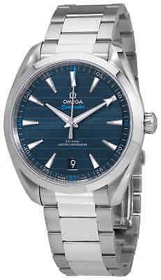 Omega Seamaster Aqua Terra Automatic Blue Dial Men's Watch 220.10.41.21.03.001