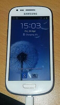 Second Hand, Fully Functional Samsung S3 Mini Mobile Phone, 4GB