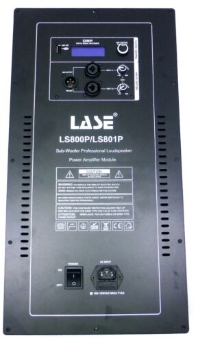 Replacement Power Amplifier Module for YORKVILLE LS801P,LS800P SUB Woofer w/DSP