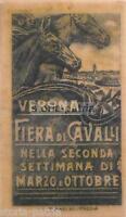 Economia_turismo_fiere_verona_zootecnia_cavalli_inusuale Miniatura Pubblicitaria -  - ebay.it