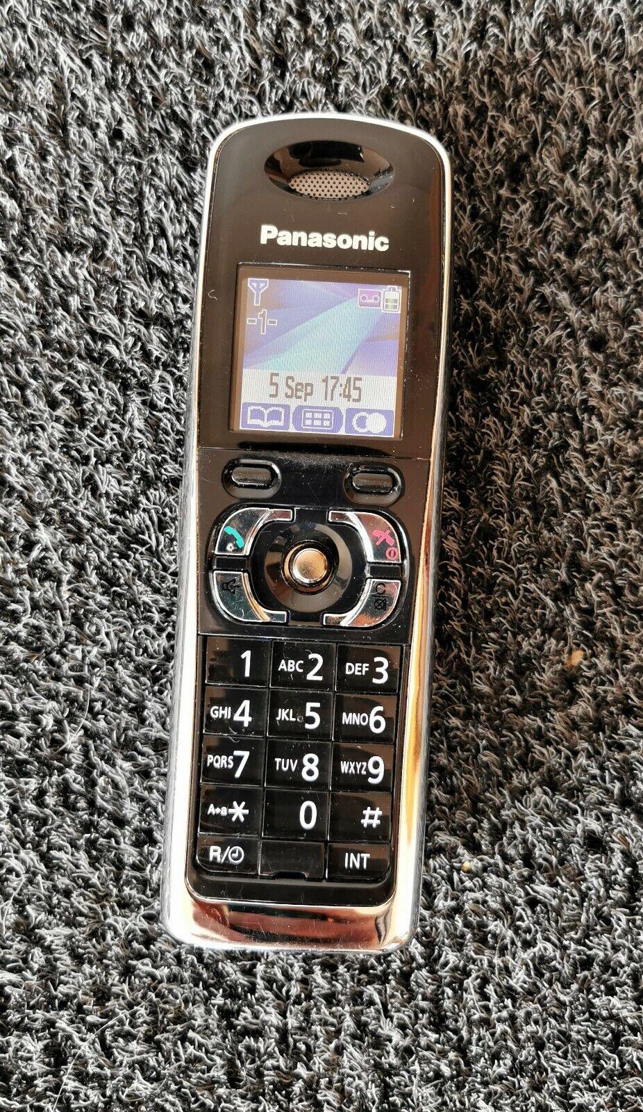 Panasonic Funktelefon KX-TG8321G B - guter Zustand - Leasingrückläufer...