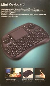 NIB mini wireless keyboard