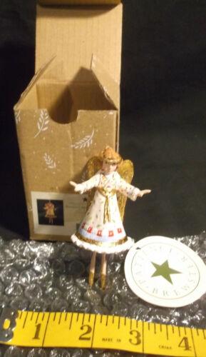 PATIENCE BREWSTER  DEPT 56  Angel Ballerina NIB W/Original Packing & Box