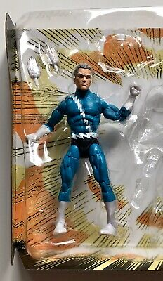 "2018 Marvel Legends Quicksilver 6"" Figure X-MEN 80 Years Amazon Family Matters"