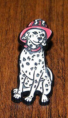 Fire Dog Dalmatian Collectible Animal Pin / Pinback / Lapel Only **READ** ](Dalmatian Fire Dog)