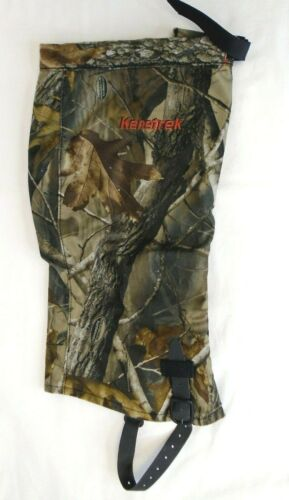 Kenetrek Gaiter 1 Left Only Replacement Camouflage Boot Gaiter Hunting Gear LG