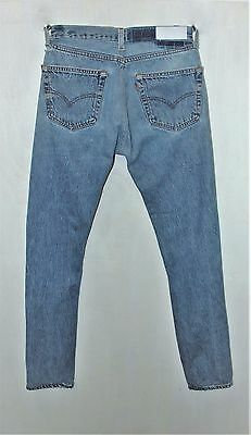 re/done jean, skinny straight, blue, mid-rise, cotton, re done levi, vintage, 24