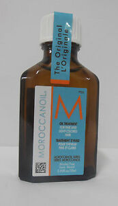 Moroccan Oil 'Light' Hair Treatment 25ml Travel Size