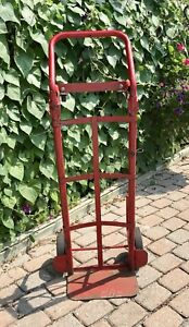 Used - Two-Way Convertible Hand Truck Cart, 300-400lb Capacity