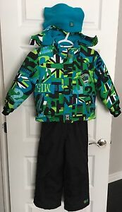 Snowsuit boys size 4