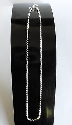 Sterling  Silver  (925)    Anklet   Chain  ( 10 Inches )  !!     Brand  New !!