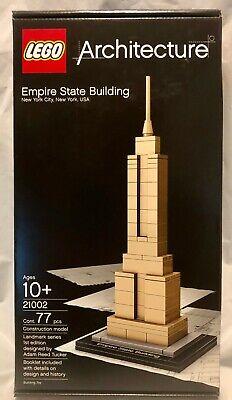 LEGO # 21002 Architecture Empire State Building NiSB!