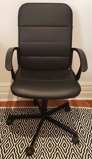 Black Office Chair - Brand New Mosman Mosman Area Preview