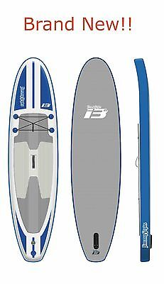 Brand New Jimmy Styks I32 Inflatable Stand Up Paddle Board Package