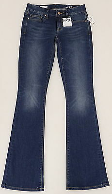 Gap Flare Jeans - GAP CURVY JEANS LOW RISE FLARE NEW 24, 25, 26, S, R, L