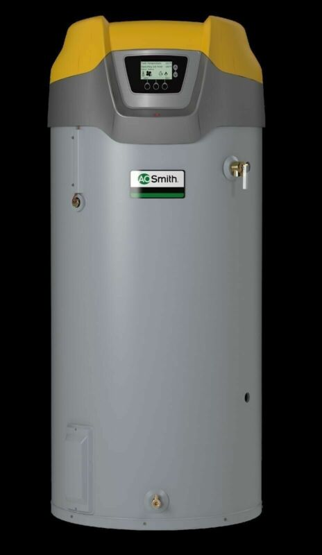 AO SMITH BTX-100 CYCLONE Xi POWER DIRECT VENT NAT GAS WATER HEATER