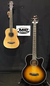 Timberidge TB4 Travel Acoustic Electric Bass NEW Victoria Park Victoria Park Area Preview